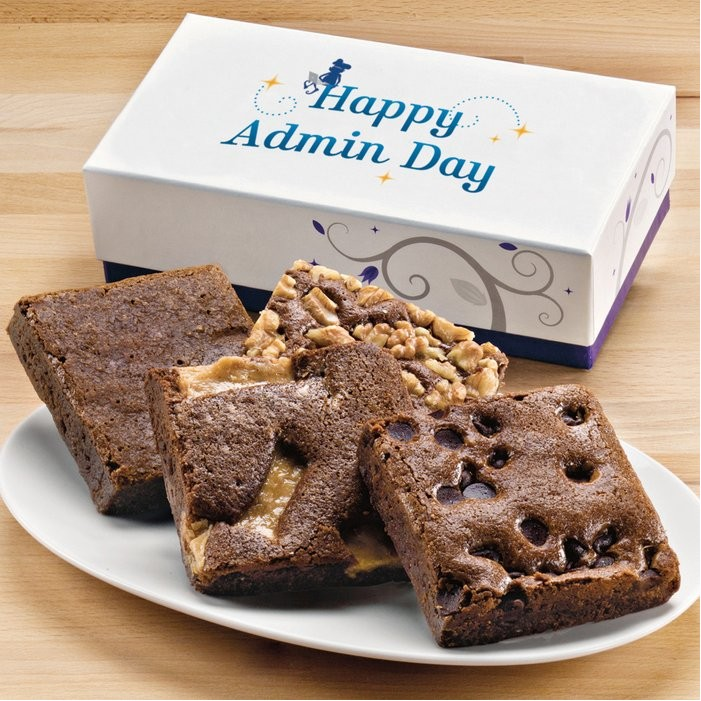 Admin Day 4-Brownie Favor