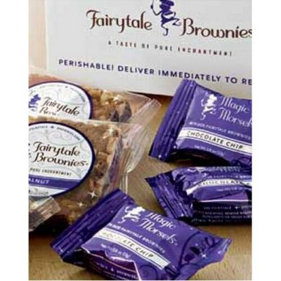 "Bulk Sprites / 24 Single Flavor Brownies (3""x1.5"")"