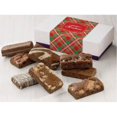 Fairytale Brownie Christmas 8-Sprites Favor In White/ Purple Box