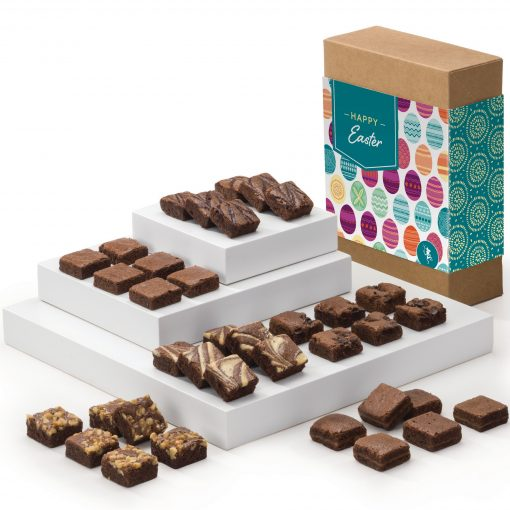 Easter Morsel 36 Brownie Box